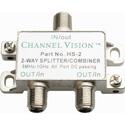 Channel Vision HS-2 2-Way Hybrid Splitter/Combiner