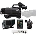 Hitachi SK-HD1800-ST HDTV 1080p CMOS 1.5Gbps Fiber Camera Package with Fiber CCU & CA-HF1000 Adapter Head - (no lens)