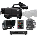 Hitachi SK-HD1800-ST2 HDTV 1080p CMOS 3Gbps Fiber Camera Package with Fiber CCU & CA-HF1300 Head Adapter - (no lens)