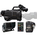 Hitachi SK-HD1800-T-TX HDTV 1080p CMOS 3Gbps Digital Triax Camera Package w/ CU-HD1300T CCU & Adapter - (no lens)