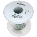 NTE Electronics 24 AWG 300V Stranded Hook-Up Wire 100 Foot Spool Gray