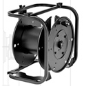 Hannay Reels AVD-3 Cable Reel With slotted divider disc no casters