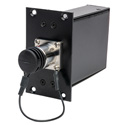 Camplex HYMOD-2R21 SMPTE EDW Jack to 2 LC Fiber & 6-Pin AMP for 2RU HYMOD Systems