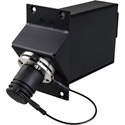 Camplex HYMOD-2R24 45 Degree SMPTE FXW Plug to 2 LC Fiber & 6-Pin AMP for 2RU HYMOD Systems