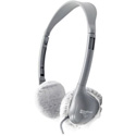 HygenX HYGENX25 Disposable Sanitary Headphone Covers in White PPE - 2.5-Inch 50 pairs