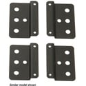 Icron 00-00287 EL Family Mounting Kit - EL/VU Family Mounting Kit set of 4 Mounting Brackets and Stencil