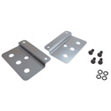 Icron 10-00535 USB Mounting Kit - USB Extender Mounting Kit for 2301/2312 (Silver)
