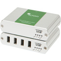 Icron Ranger 2324 USB 2.0 Four-port Multimode Fiber 500m extender