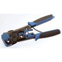 Ideal 30-496 Telemaster RJ-11/RJ-45 Tool - Black Handle