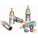 Ideal 89-580 OmniCONN RG-6 Compression RCA Connector Jar of 35