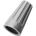 Ideal 30-071 #22-16 300V Gray Wire-Nuts - Pack of 100
