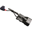 IDX C-CANC DC-DC Cable for use with Canon XL-H1/XGH1/XHA1 Series (P-V257 is Required)