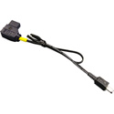 IDX C-JVCC DC-DC Cable for use with JVC GY-HM100 Series (P-V257 is Required)