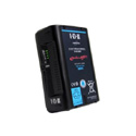 IDX E-HL10DS 96Wh High Load Li-ion V-Mount Battery with D-Tap Output