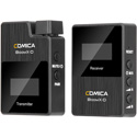 Comica BoomX-D1 Compact 2.4 GHz Wireless Microphone System (TX/RX)