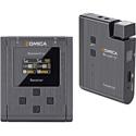 Comica BoomX-U U1 Broadcast-Level Multi-Function Mini UHF Wireless Microphone Set