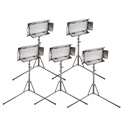 ikan CHRB550-V2 Light Kit with 5 x ID508-v2 LED Studio Light