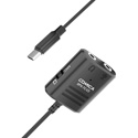 Comica CVM-SPXTC(M) Multi-Function 3.5mm (TRS and TRRS 3.5mm Mics) to USB Type-C Audio Cable Adapter