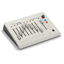 Lite-Puter CX-804 8-Channel DMX Lighting Console with 8 Dimming Control Sliders / 8 Scenes & Chaser Function