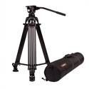 E-Image EG03A2 - 2 Stage Aluminum Tripod with GH03 Head