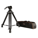 E-Image EG10A2 - 2 Stage Aluminum Tall Tripod with GH10 head