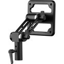 ikan ELE-VESA Adjustable Vesa Monitor Stand Mount for 5/8 Inch Baby Pin