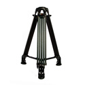E-Image GC752 2-Stage Carbon Fiber Tripod 75mm Ball with Mid-Level Spreader