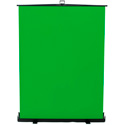 ikan HS-GS76 HomeStream 76-Inch Tall Portable Pull up Chroma Key Green Screen