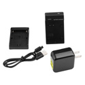 ikan ICH-KUSB-L Sony L-Series Style Charger and USB Wall Adapter