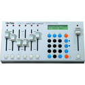 Lite-Puter JUNIOR 6-Channel Compact DMX Console with Scene Recall