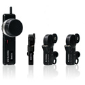 PDMOVIE PD2-M3-A Remote Air 4 Three-Channel Wireless Follow Focus System with Hand Controller