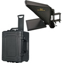 ikan PT3700-TK PT3700 Teleprompter & Hard Case Travel Kit
