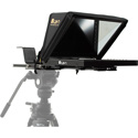 ikan PT4200 Professional 12-Inch Beam Splitter Portable Teleprompter with 12-Inch Reversing Monitor