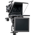 ikan PT4700-17TM-KIT Professional 17 Inch High Bright Teleprompter with 17 Inch Talent Monitor Kit
