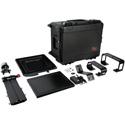 Photo of  ikan PT4700-SDI-TK Professional 17 Inch High Bright Beam Teleprompter with 3G-SDI Travel Kit
