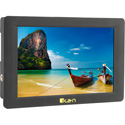 ikan S7H-V2-DK Saga 7 Inch V2 High Bright 4K - Supports HDMI/3G-SDI Monitor Deluxe Kit