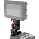 ikan STR-MH-01 STRATUS Monitor Holder (NATO Rail to 1/4-Inch-20 Screw) with ARRI Locating Pins