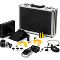ikan VXF7-V2 Deluxe Kit - 7-Inch Tally 3G-SDI/4K HDMI LCD Monitor w/ Carry Case/Battery/Charger/HDMI & SDI Cables