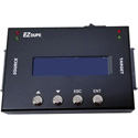 ILY DM-HS0-2H1B 1 Target Portable Hard Drive Duplicator - Up to 150MB/S - Supports 2.5 and 3.5 inch SATA HDD and SSD