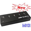 EZDupe DM-FU0-5V04B-V2 4-Target Mini USB Plus Duplicator MKII with LCM
