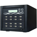 ILY U15-SSPX8 15 Target Xtreme USB Duplicator - Copy USB Flash Drive and USB Hard Drive