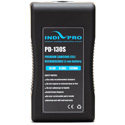 IndiPro Tools PD130S Compact 130Wh V-Mount Li-Ion Battery