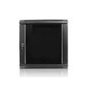 iStar WM1545B 15U 450mm Depth Wallmount Server Cabinet