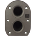 JBL 363602-001 Pole Cup - Dual - for the VRX928LA 8 Inch Passive Speaker