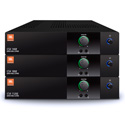 JBL CSA140Z 40W 1U Commercial DriveCore Amplifier - Built-in 70/100V Fanless