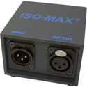 Jensen SUB-XX Single Channel Isolator with Extended Low Frequency Response for Pro Subwoofers with Balanced XLR Inputs