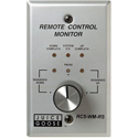Juice Goose RC5WM-RS Wallmount Knobswitch Control & Monitor for Remote Operation of a CQ Sequencer