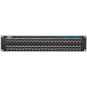 Black Box JPM806A-R2 CAT5e Feed-Through Patch Panel Shielded 48-Port