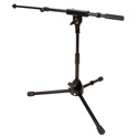 Ultimate Support JamStands JS-MCTB50 Low-Profile Mic Stand with Telescoping Boom
