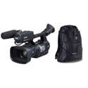 JVC GY-HM620U ProHD Handheld Camcorder with Sachtler SC300 Backpack